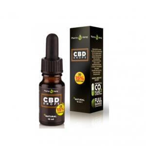 Pharma Hemp Drops 15% (1500mg) Hemp Oil – 10ml – Food Supplement