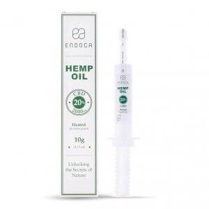 Endoca Hemp Oil 2000mg – 10g – Food Su...