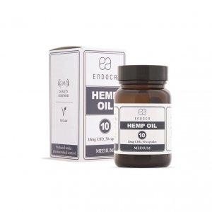 Endoca Hemp Oil 300mg – 30 capsules – ...