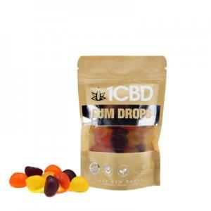 1CBD 10mg Gum Drops X30